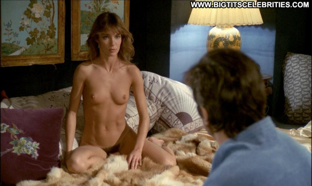 Anne Parillaud Le Battant Big Tits Bed Bush Posing Hot Breasts