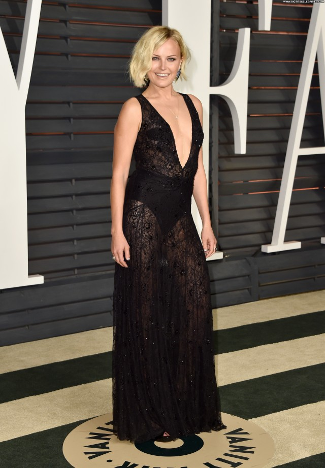 Malin Akerman Beverly Hills Celebrity Stunning Doll Sultry Party