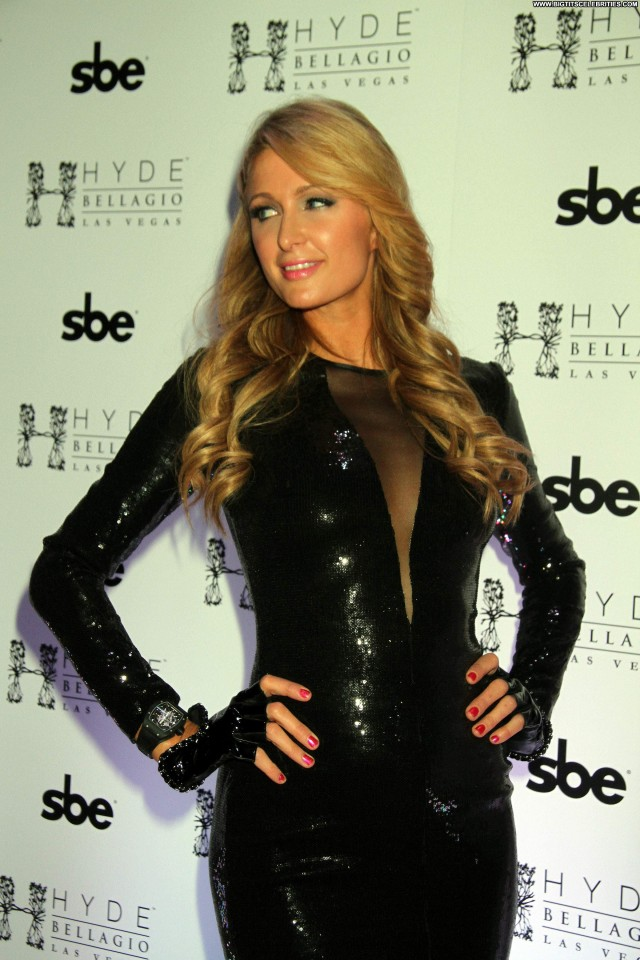 Paris Hilton Las Vegas Posing Hot Beautiful Nice Celebrity Sensual