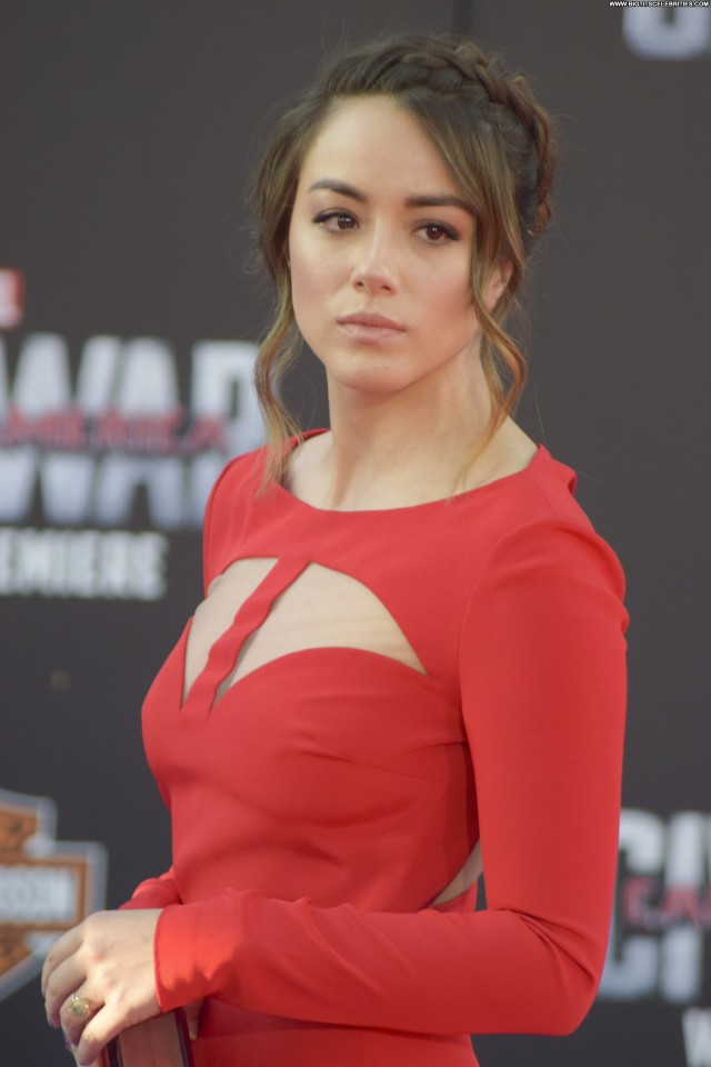 Chloe Bennet In America Posing Hot Celebrity Gorgeous Sensual Nice