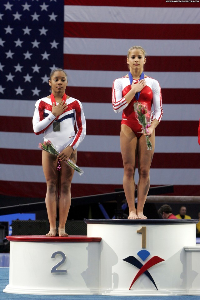 Alicia Sacramone Los Angeles Gorgeous Sultry Sexy Beautiful Celebrity