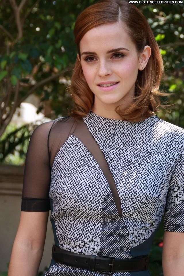 Emma Watson The Four Seasons Celebrity Posing Hot Hotel Nice