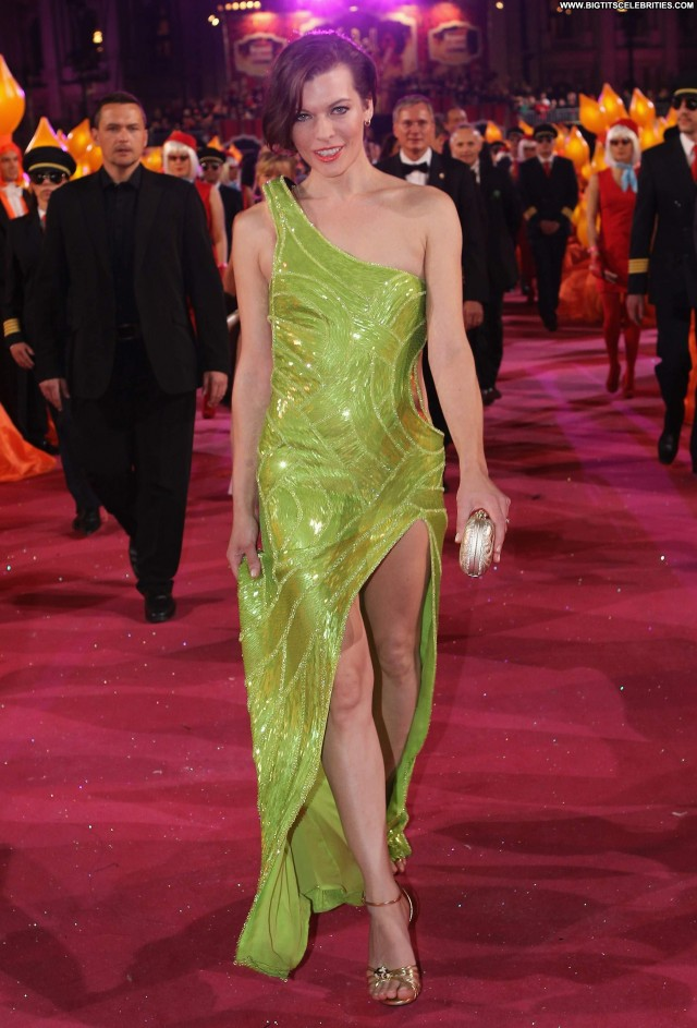 Milla Jovovich The Life Cute Posing Hot Gorgeous Beautiful Stunning