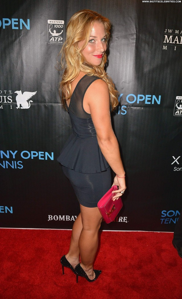 Dominika Cibulkova Butterfly Doll Gorgeous Celebrity Sensual Party