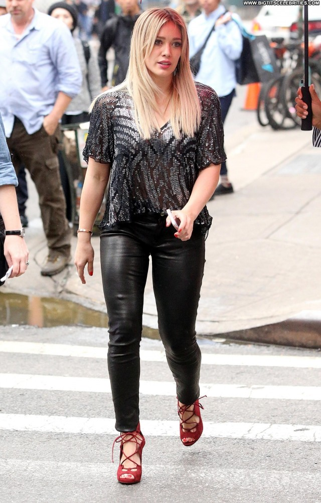 Hilary Duff Desperate Housewives Hot Sexy Nice Cute Sultry Celebrity