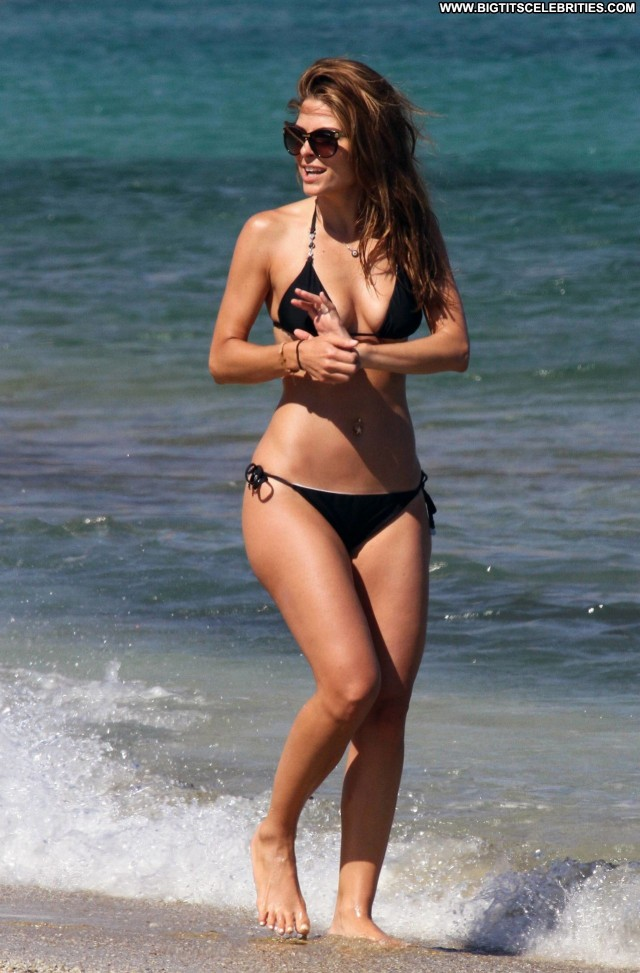 Maria Menounos Bad Lieutenant Sultry Sexy Posing Hot Celebrity Doll