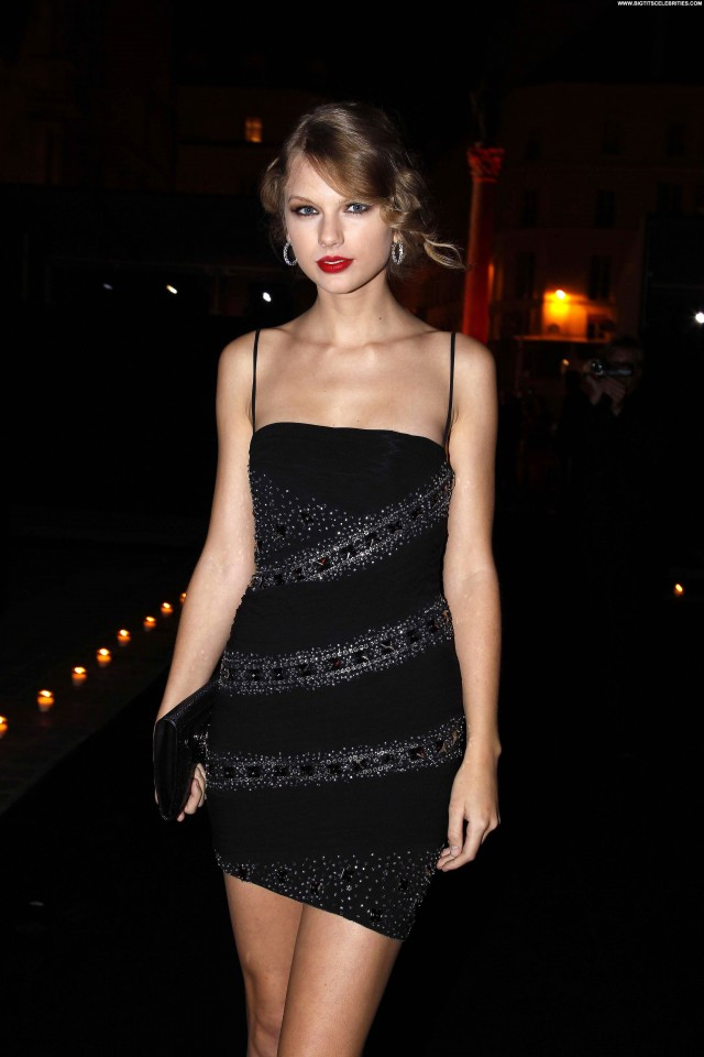 Taylor Swift Ready To Wear Nice Sexy Fashion Gorgeous Party Paris