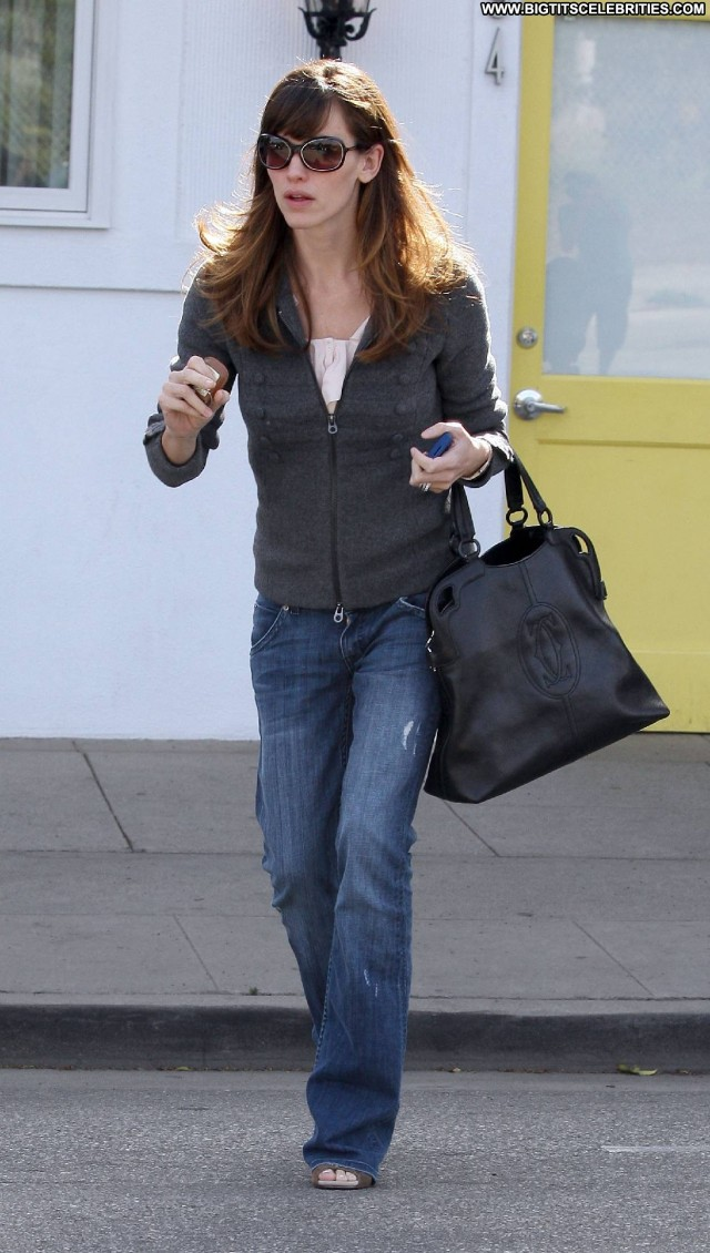 Jennifer Garner Beverly Hills Beautiful Posing Hot Gorgeous Celebrity