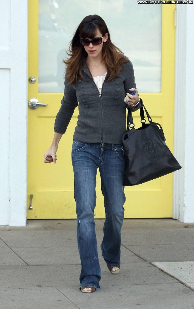 Jennifer Garner Beverly Hills Posing Hot Stunning Pretty Beautiful