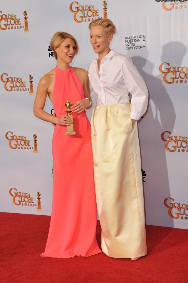Claire Danes Golden Globe Awards Awards Gorgeous Celebrity Sensual