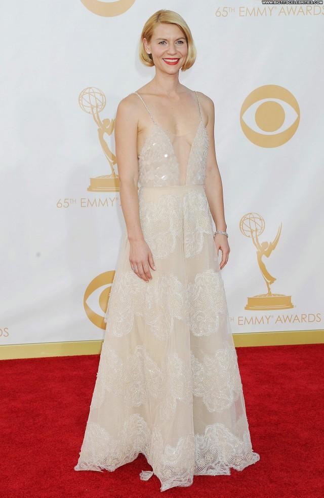 Claire Danes Primetime Emmy Awards Celebrity Posing Hot Sexy Pretty