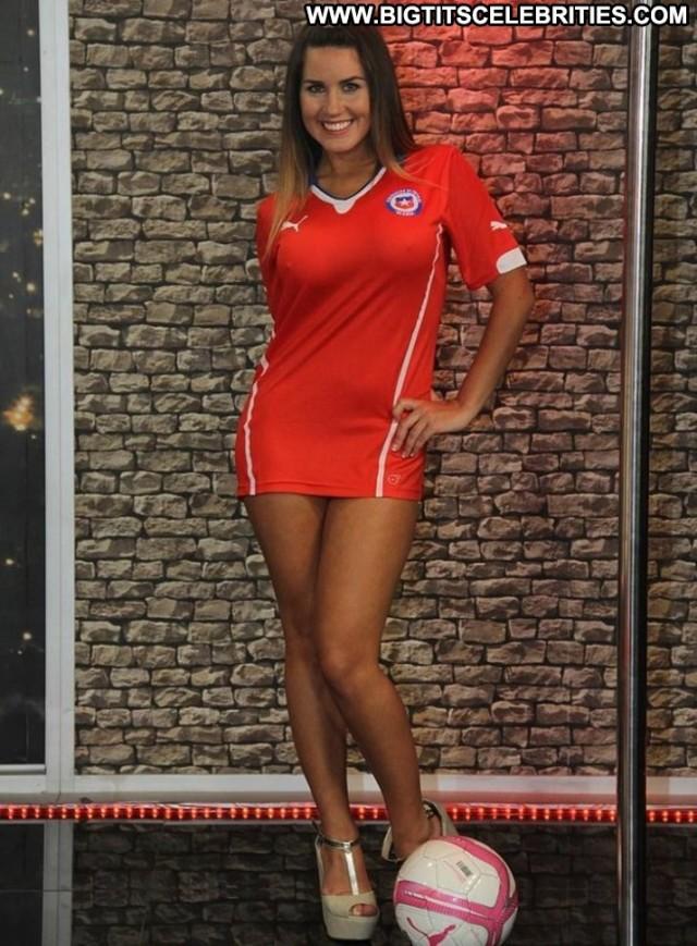Francisca Undurraga Toc Show Celebrity Big Tits Stunning Hot Latina