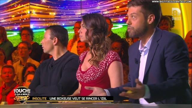 Clio Pajczer Touche Pas  C  A  Mon Sport Sexy Brunette International
