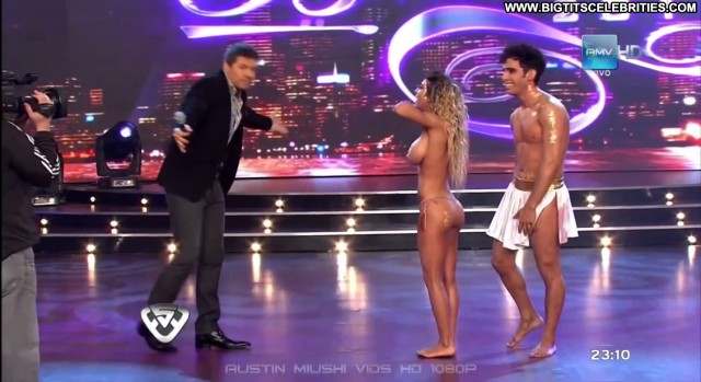 Cinthia Fernandez Bailando Por Un Sue C  B O Colombia Latina