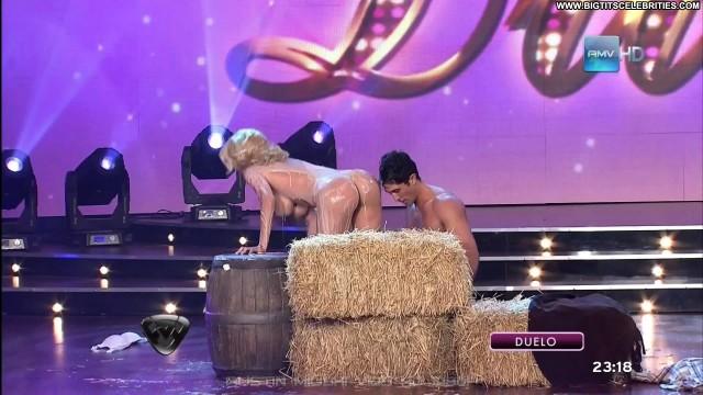 Virginia Gallardo Bailando Por Un Sueno Colombia Big Tits Celebrity
