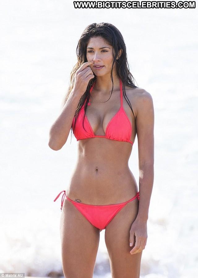 Pia Miller Miscellaneous Celebrity Latina Skinny Big Tits Brunette