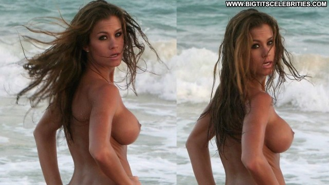 Brooke Adams Ii Bikini Destinations Sexy Brunette Cute Big Tits