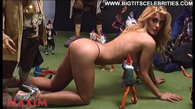 Florencia Maggi Maxim Photoshot Brunette Big Tits Celebrity Latina