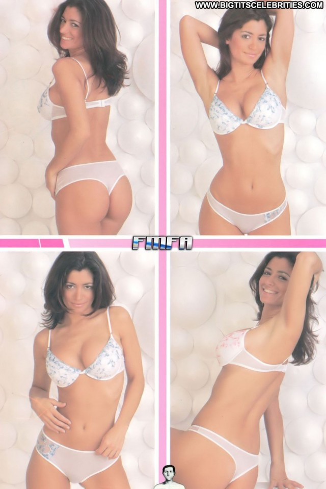 Carla Conte Miscellaneous Nice Big Tits Gorgeous Brunette Celebrity