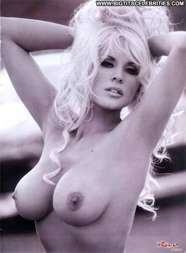 Roxana Martnez Miscellaneous International Blonde Playmate Big Tits
