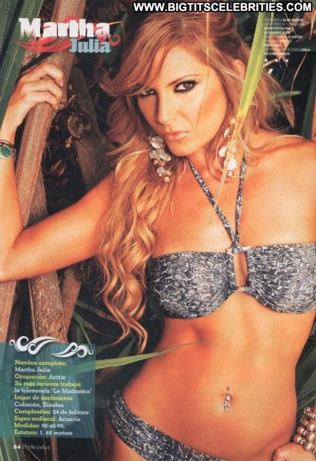Martha Julia Miscellaneous Gorgeous Doll Latina Celebrity Big Tits