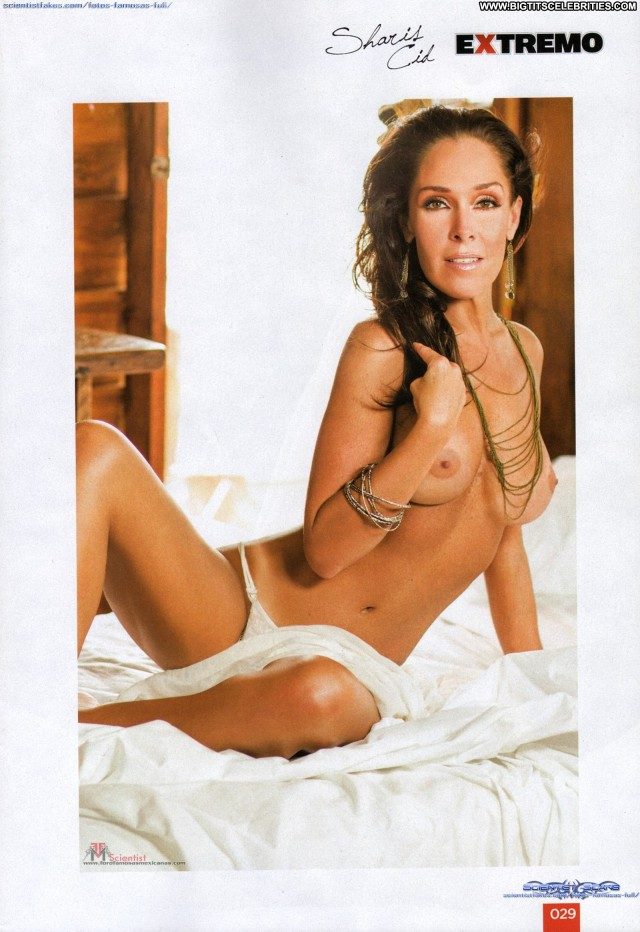 Sharis Cid Miscellaneous Latina Celebrity Brunette Sexy Sensual Big