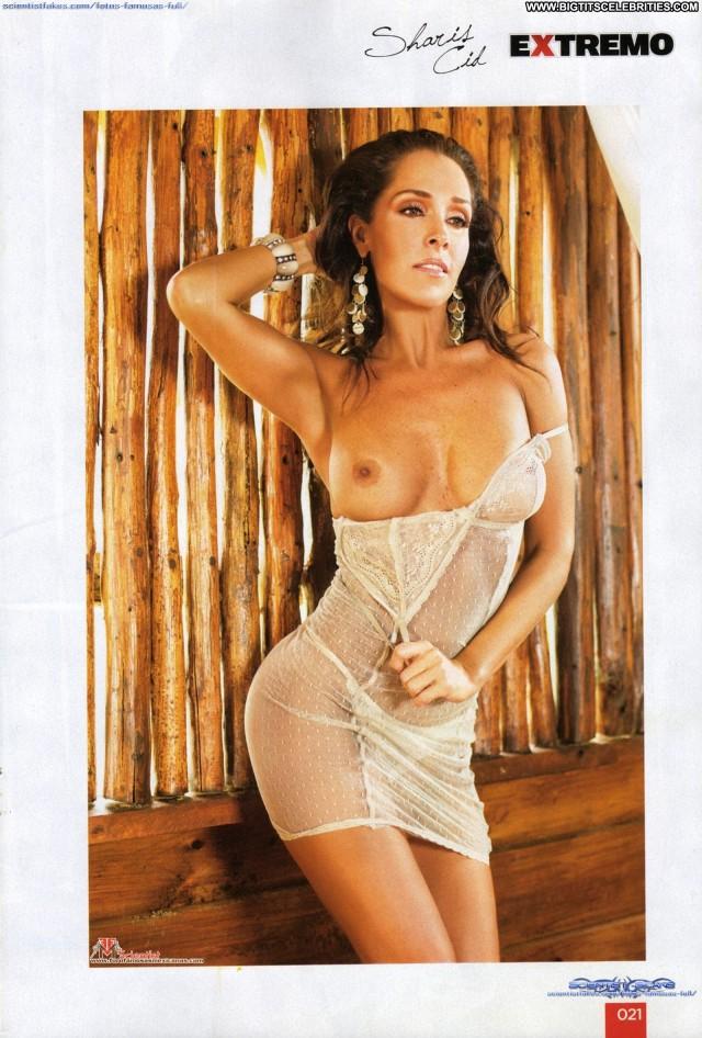 Sharis Cid Miscellaneous Posing Hot Latina Big Tits Sensual Celebrity