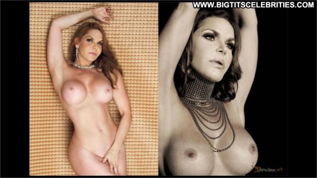 Hilda Abrahamz Miscellaneous Celebrity Latina Brunette Sultry
