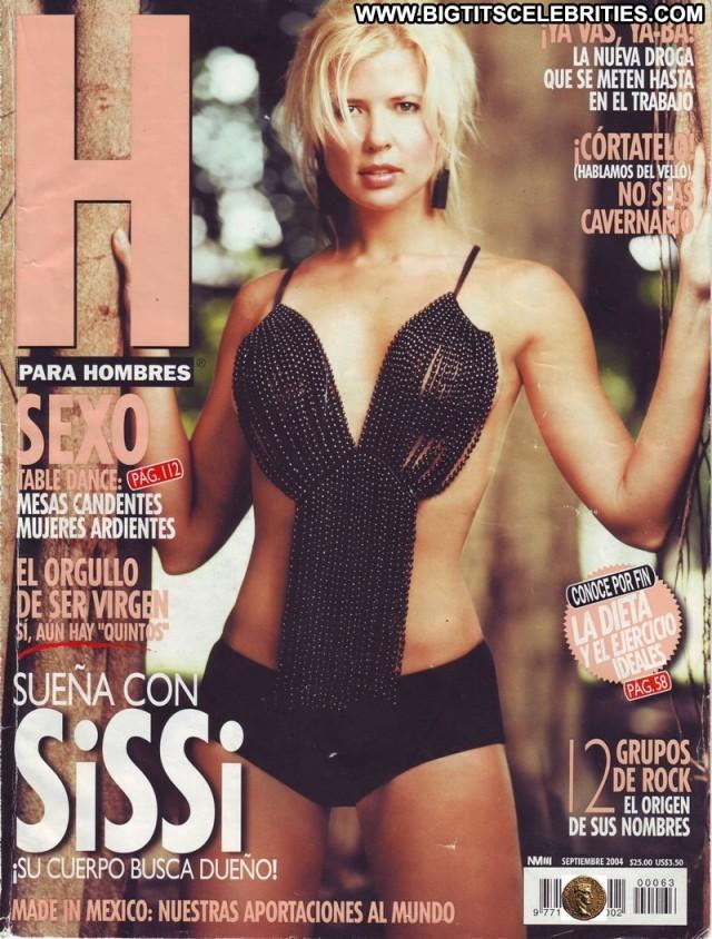 Sissi Fleitas H Para Hombres Doll Pretty Posing Hot Blonde Celebrity