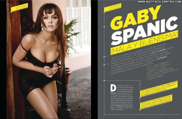 Gabriela Spanic H Extremo International Stunning Posing Hot Big Tits