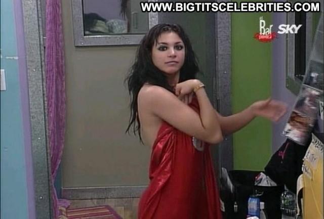 Vanessa Kobi El Bar Provoca Stunning Brunette Celebrity Big Tits