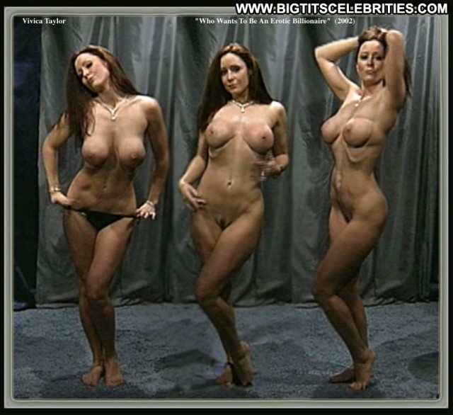 Vivica Taylor Who Wants To Be An Erotic Billionaire Big Tits Sultry