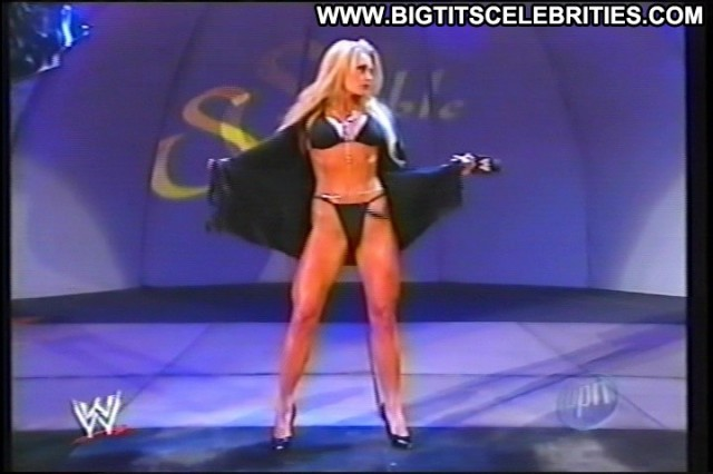 Sable Wwe Smackdown Gorgeous Bombshell Athletic Pretty Celebrity Big