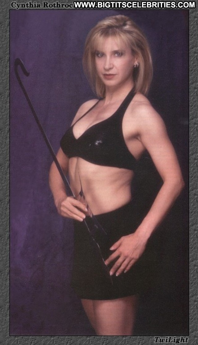 Cynthia Rothrock Miscellaneous Sultry Big Tits Sexy Bombshell