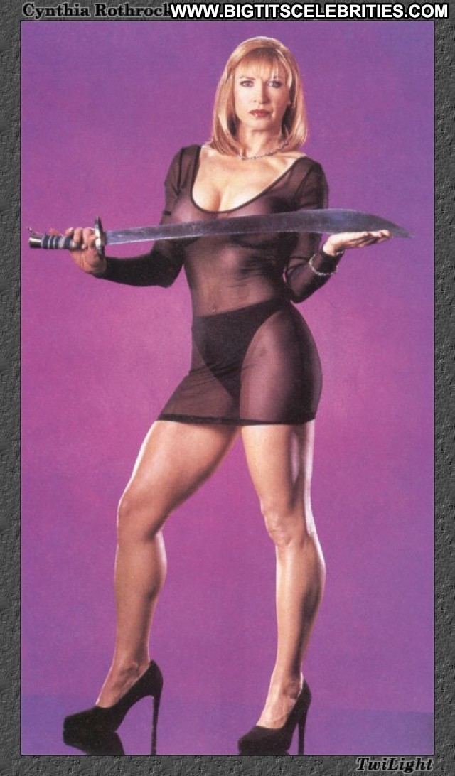 Cynthia Rothrock Miscellaneous Sexy Blonde Big Tits Sultry Athletic
