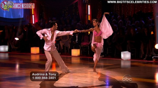 Audrina Patridge Dancing With The Stars Big Tits Sultry Brunette Big