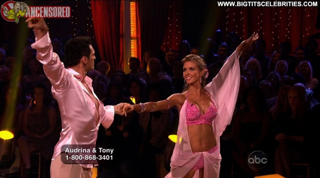 Audrina Patridge Dancing With The Stars Celebrity Gorgeous Brunette