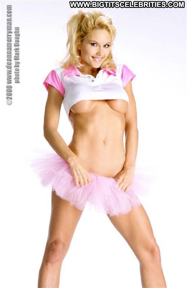 Deanna Merryman Miscellaneous Blonde Celebrity Posing Hot Video Vixen