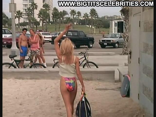 Heidi Mark Baywatch Blonde Sexy Hot Playmate Sultry Celebrity Big
