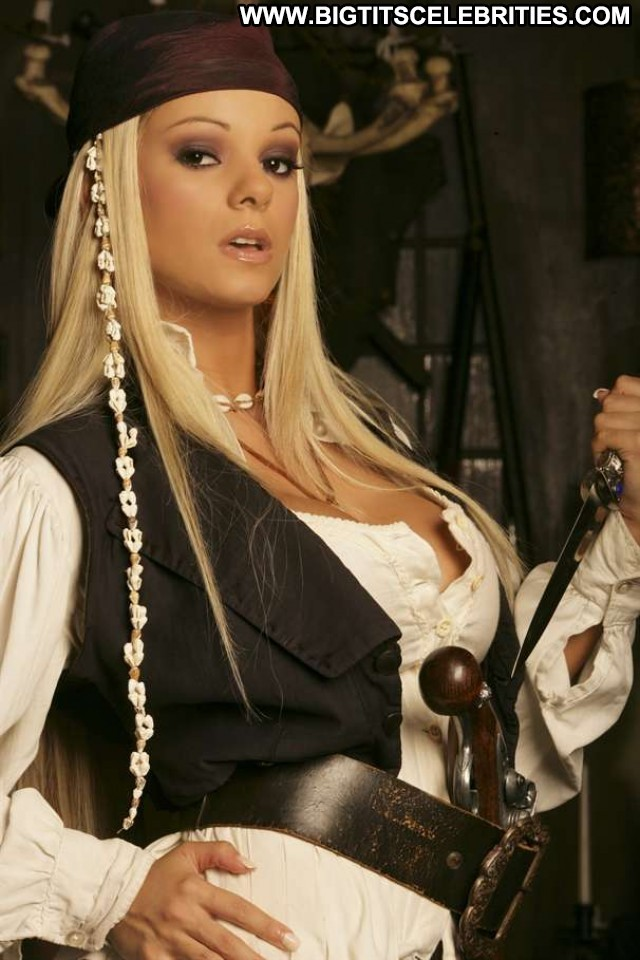 Carmen Luvana Pirates Video Vixen Pornstar Beautiful Sultry Blonde