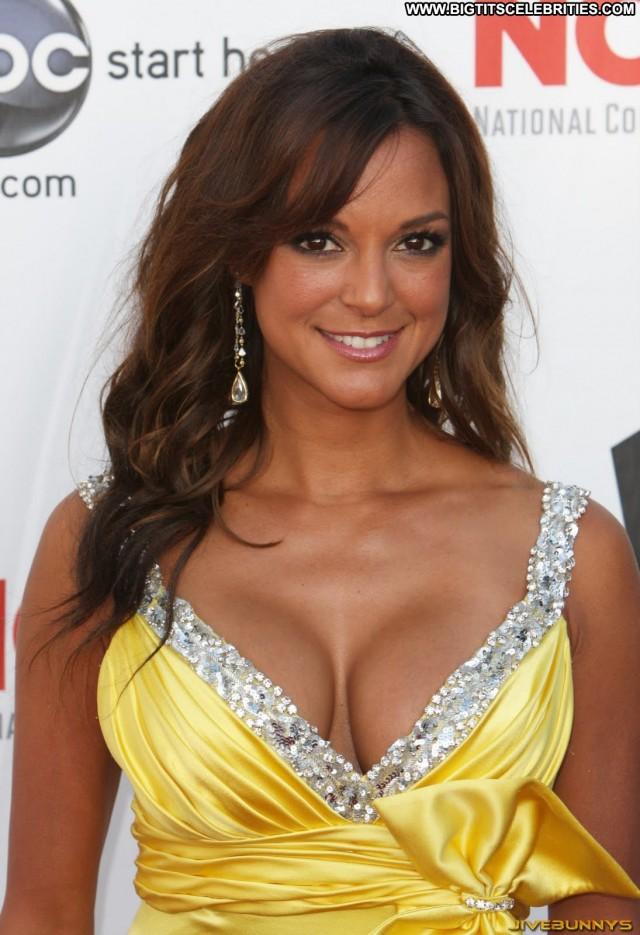 Eva La Rue Miscellaneous Celebrity Sexy Hot Cute Big Tits Brunette