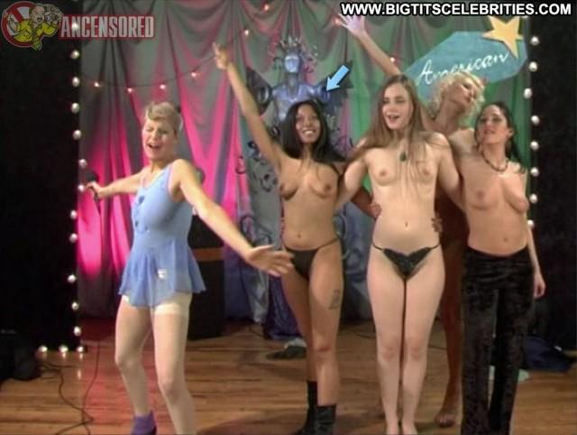 A J Khan Sexy American Idle Stunning Celebrity Pretty Big Tits Video
