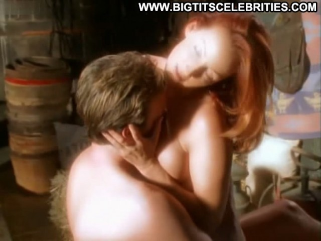 Lauren Hays Temptations Sexy Posing Hot Big Tits Celebrity Cute