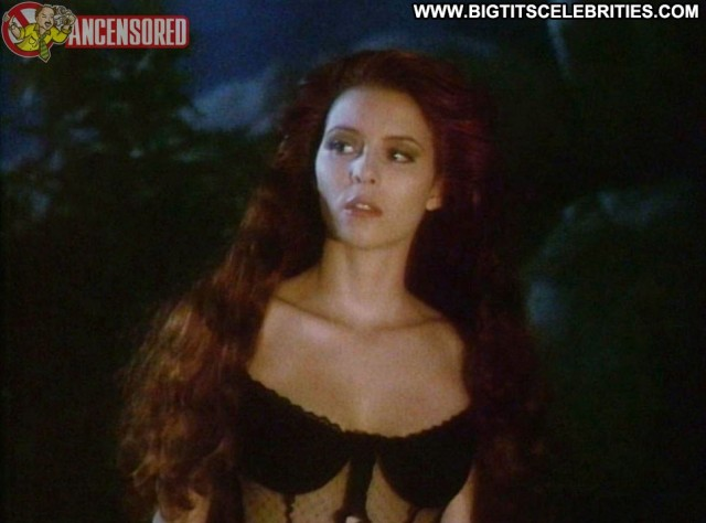 Maria Ford The Haunting Of Morella Nice Blonde Video Vixen Sultry