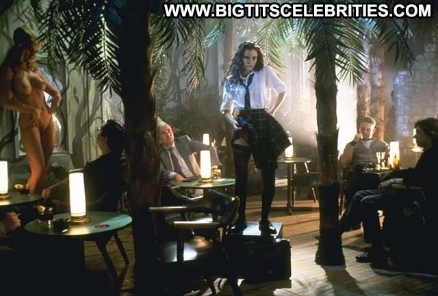 C J Fidler Exotica Brunette Celebrity Big Tits Sensual International