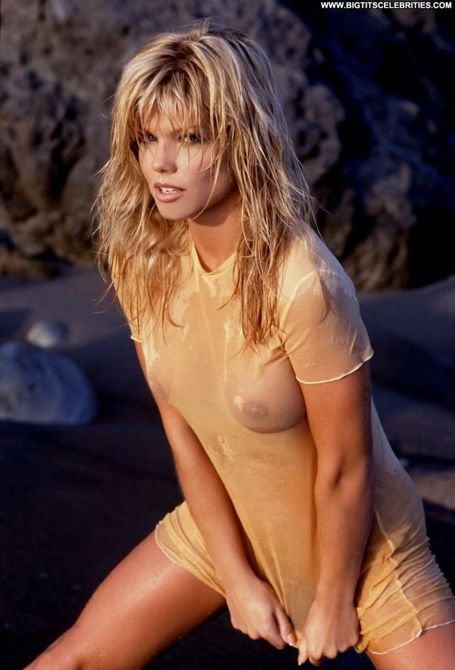 Donna D Errico Playboy S Celebrities Sexy Celebrity Hot Doll Blonde