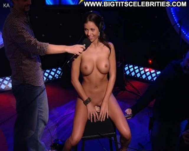Janessa Brazil The Howard Stern Show Brunette Pornstar Latina