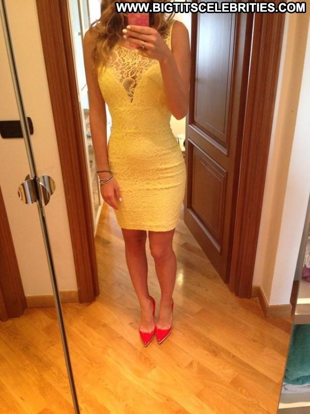 Diletta Leotta Miscellaneous Nice Stunning Celebrity Big Tits Blonde