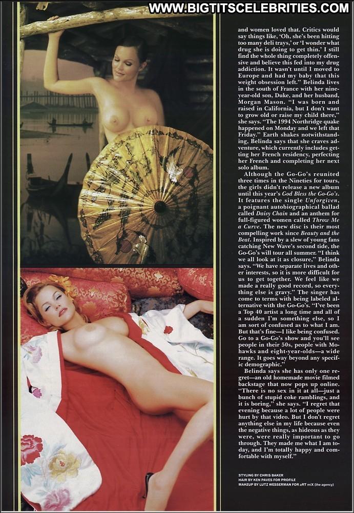 Belinda carlisle naked porn
