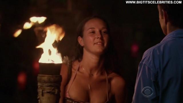 Anna Khait Survivor Hot Sensual Big Tits Brunette Celebrity Stunning